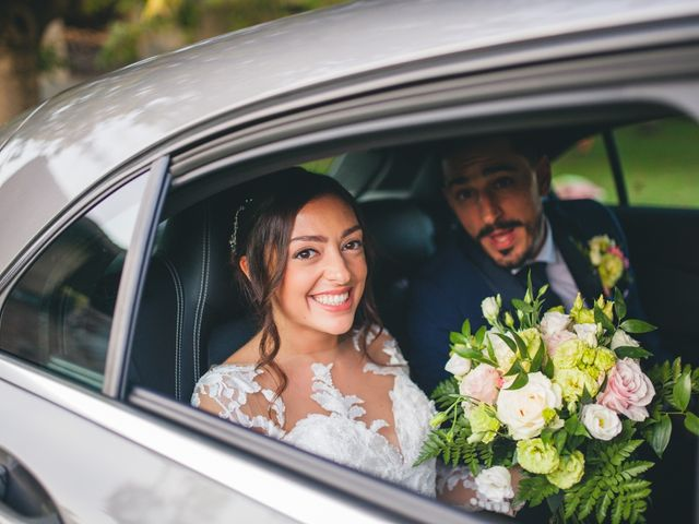Il matrimonio di Davide e Maria a Vespolate, Novara 56