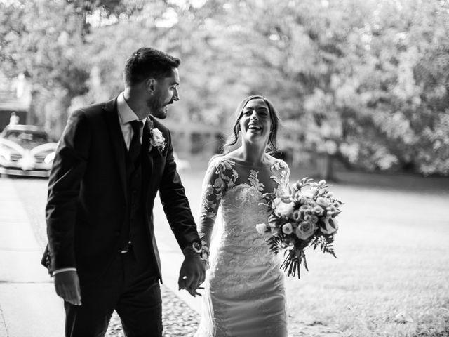 Il matrimonio di Davide e Maria a Vespolate, Novara 58