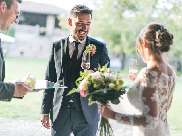Il matrimonio di Davide e Maria a Vespolate, Novara 59