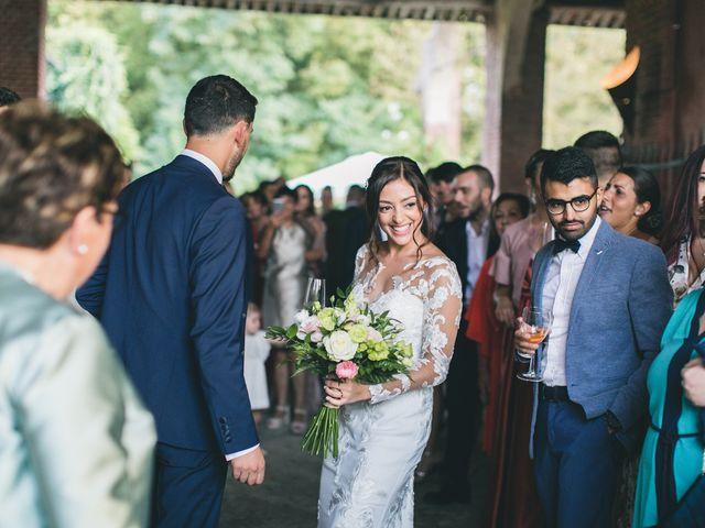 Il matrimonio di Davide e Maria a Vespolate, Novara 60