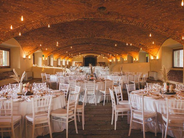 Il matrimonio di Davide e Maria a Vespolate, Novara 62