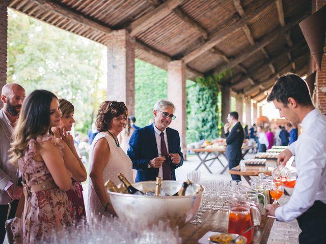 Il matrimonio di Davide e Maria a Vespolate, Novara 72