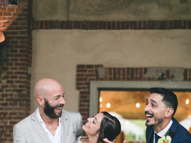 Il matrimonio di Davide e Maria a Vespolate, Novara 76