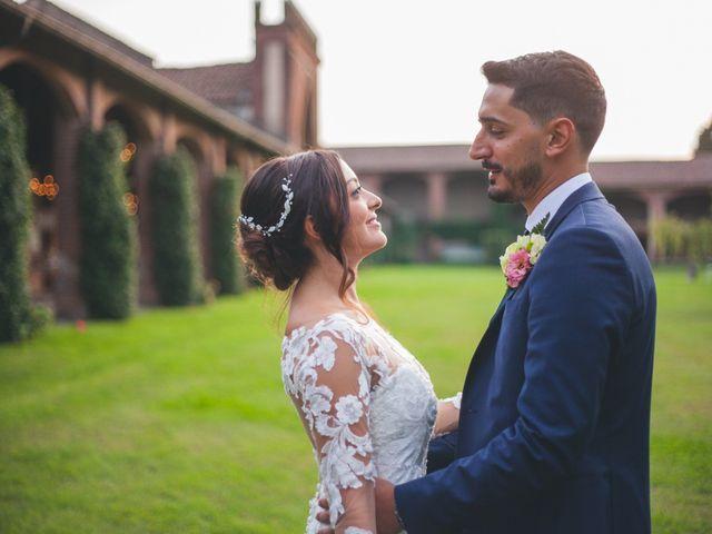 Il matrimonio di Davide e Maria a Vespolate, Novara 82