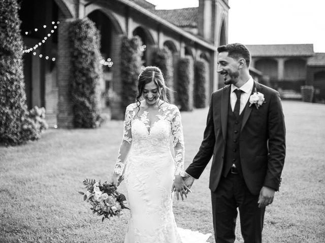 Il matrimonio di Davide e Maria a Vespolate, Novara 81