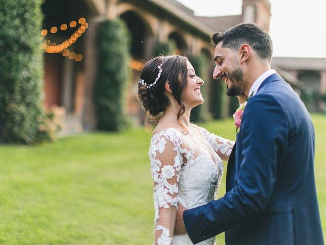 Il matrimonio di Davide e Maria a Vespolate, Novara 83