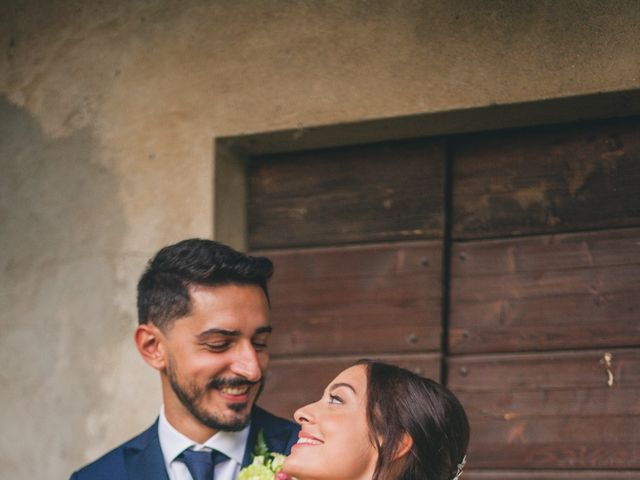 Il matrimonio di Davide e Maria a Vespolate, Novara 85