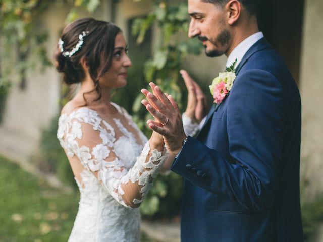 Il matrimonio di Davide e Maria a Vespolate, Novara 86