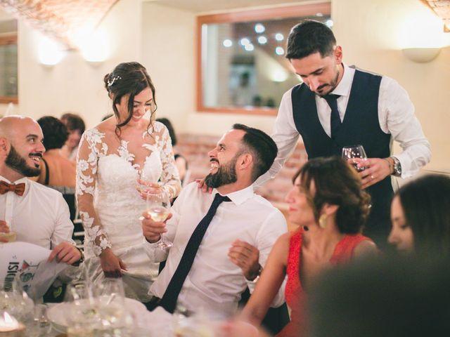Il matrimonio di Davide e Maria a Vespolate, Novara 99
