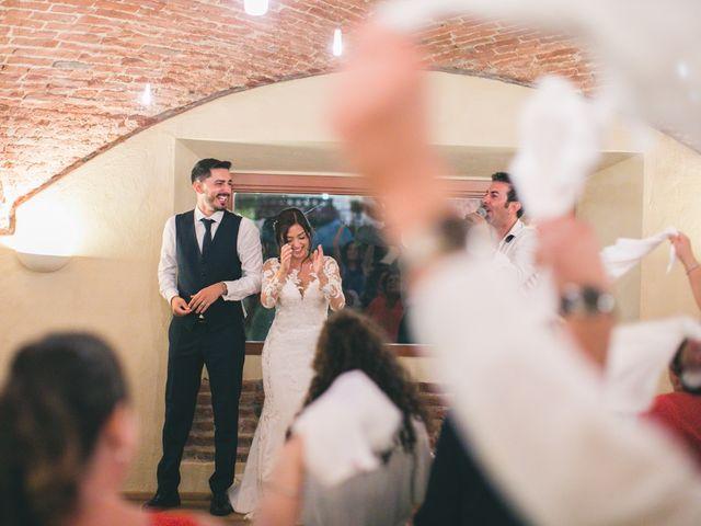 Il matrimonio di Davide e Maria a Vespolate, Novara 102