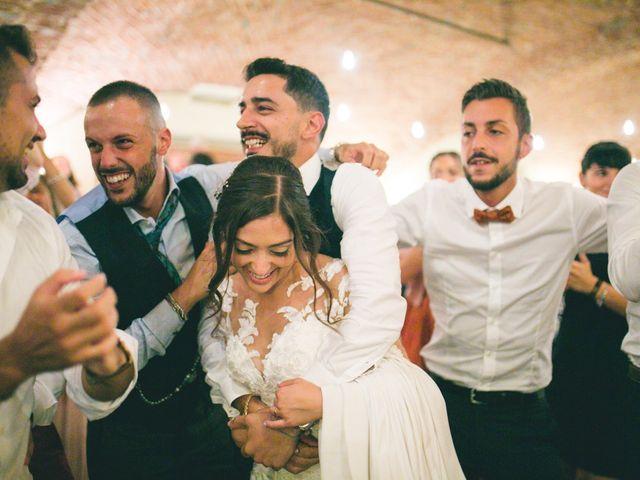 Il matrimonio di Davide e Maria a Vespolate, Novara 104