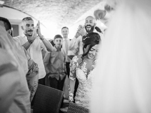 Il matrimonio di Davide e Maria a Vespolate, Novara 114
