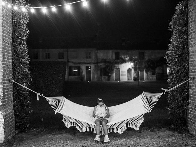 Il matrimonio di Davide e Maria a Vespolate, Novara 136
