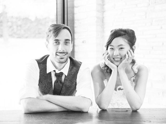 Le nozze di Yuriko e Manuel