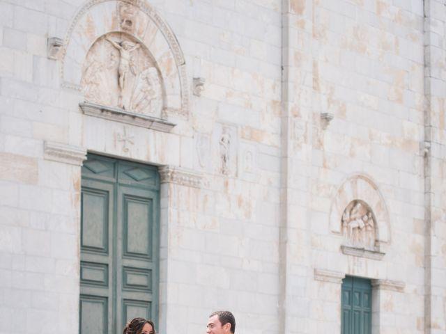 Il matrimonio di Federico e Benedetta a Pietrasanta, Lucca 4