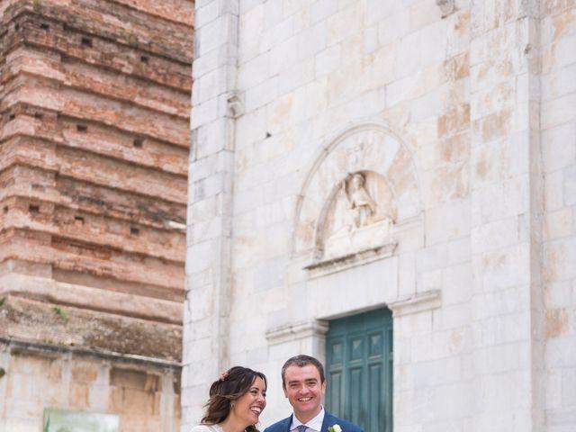 Il matrimonio di Federico e Benedetta a Pietrasanta, Lucca 11