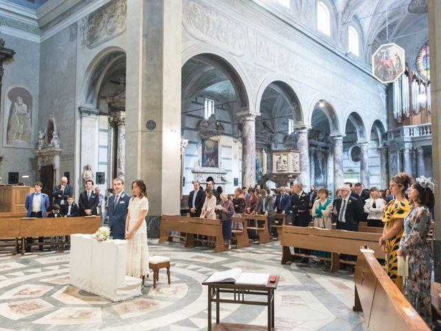 Il matrimonio di Federico e Benedetta a Pietrasanta, Lucca 15