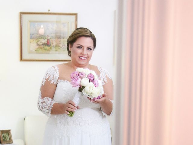 Il matrimonio di anna e tiziano a Napoli, Napoli 8