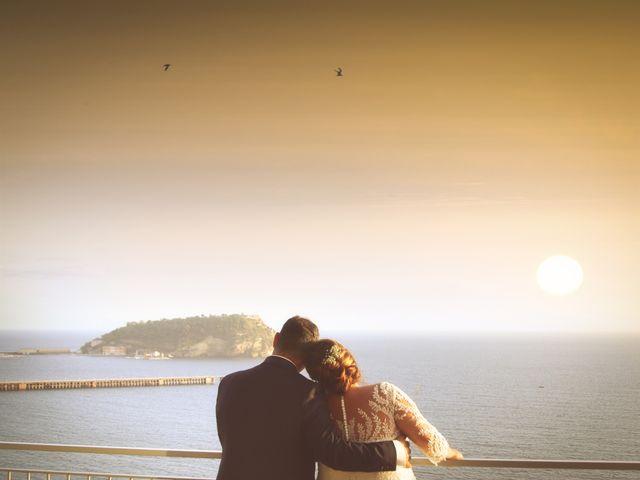 Il matrimonio di anna e tiziano a Napoli, Napoli 10