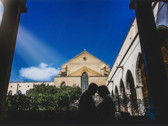 Il matrimonio di anna e tiziano a Napoli, Napoli 1