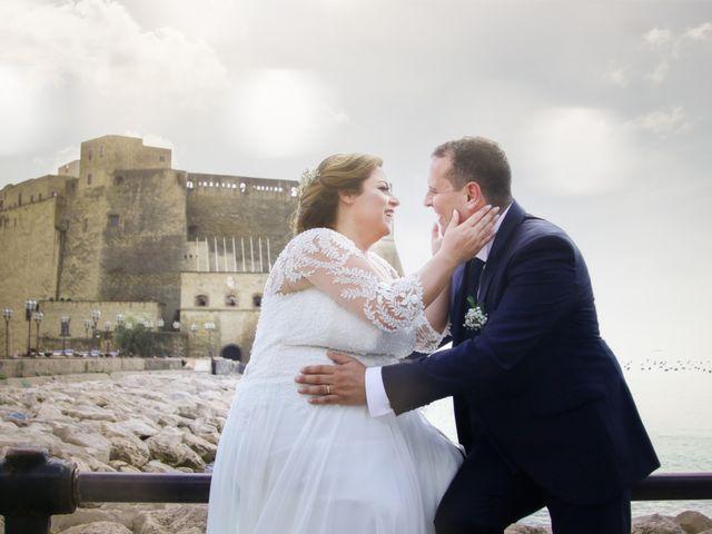 Il matrimonio di anna e tiziano a Napoli, Napoli 2