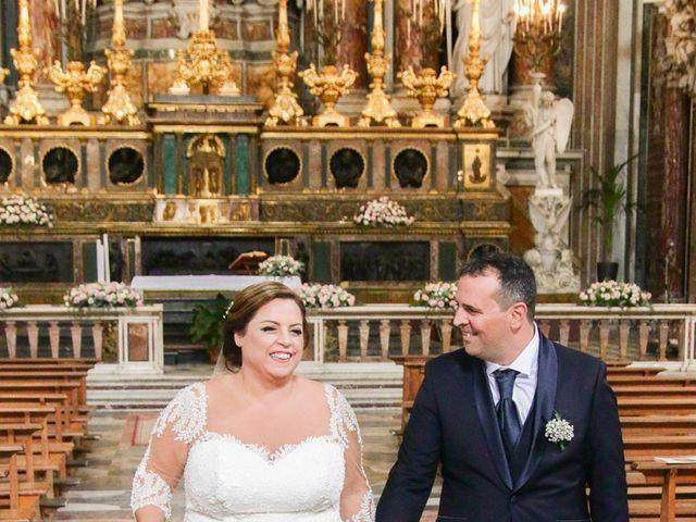 Il matrimonio di anna e tiziano a Napoli, Napoli 18