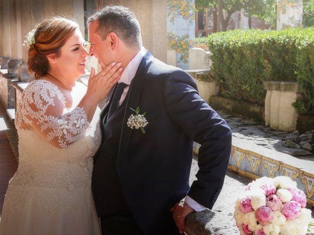 Il matrimonio di anna e tiziano a Napoli, Napoli 20
