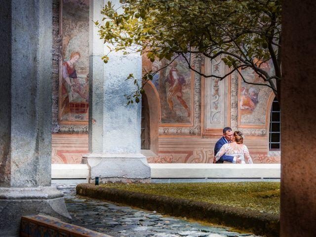 Il matrimonio di anna e tiziano a Napoli, Napoli 21