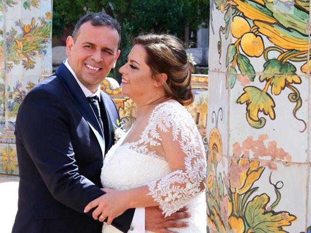 Il matrimonio di anna e tiziano a Napoli, Napoli 22