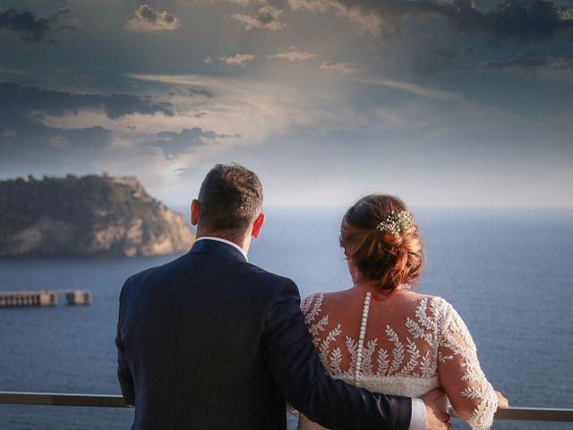 Il matrimonio di anna e tiziano a Napoli, Napoli 23
