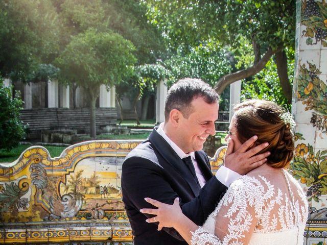 Il matrimonio di anna e tiziano a Napoli, Napoli 30
