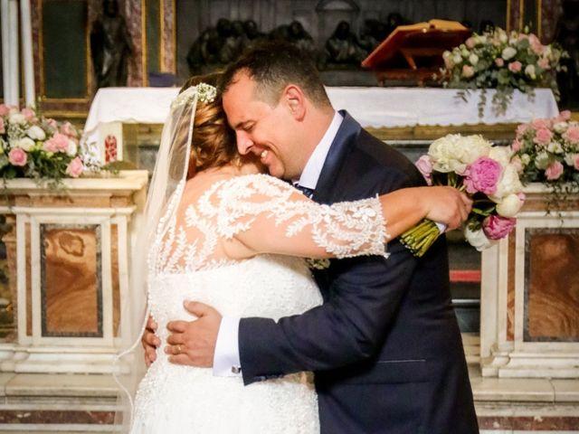 Il matrimonio di anna e tiziano a Napoli, Napoli 40