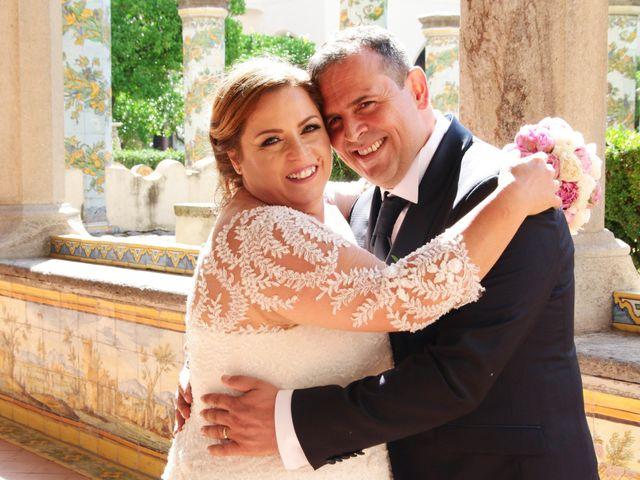 Il matrimonio di anna e tiziano a Napoli, Napoli 47