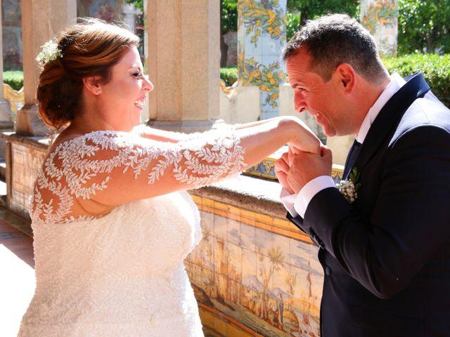 Il matrimonio di anna e tiziano a Napoli, Napoli 48