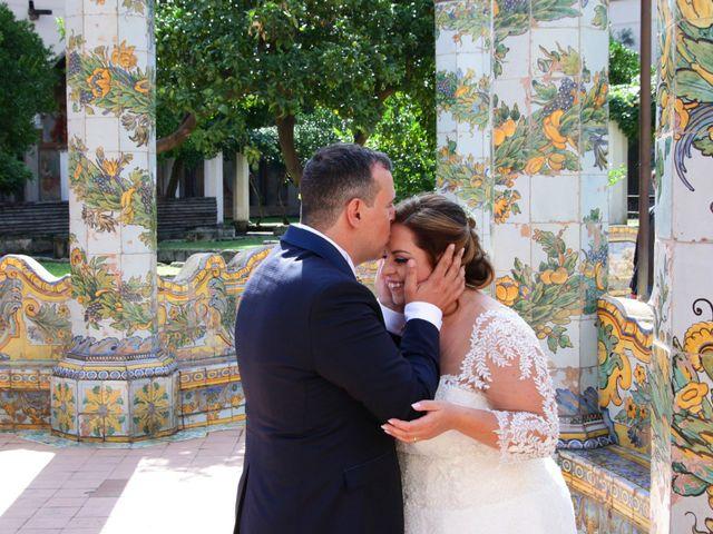 Il matrimonio di anna e tiziano a Napoli, Napoli 49