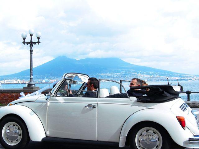 Il matrimonio di anna e tiziano a Napoli, Napoli 52