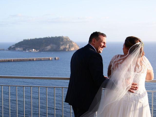 Il matrimonio di anna e tiziano a Napoli, Napoli 55