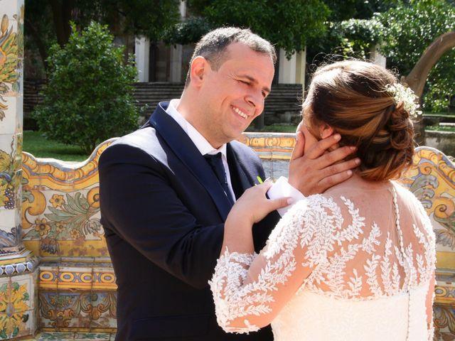 Il matrimonio di anna e tiziano a Napoli, Napoli 60