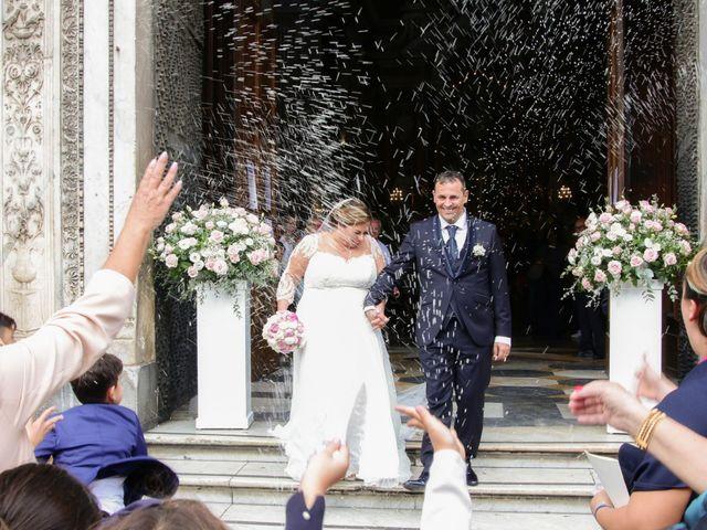 Il matrimonio di anna e tiziano a Napoli, Napoli 61