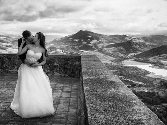 le nozze di Rosalia e Giuseppe