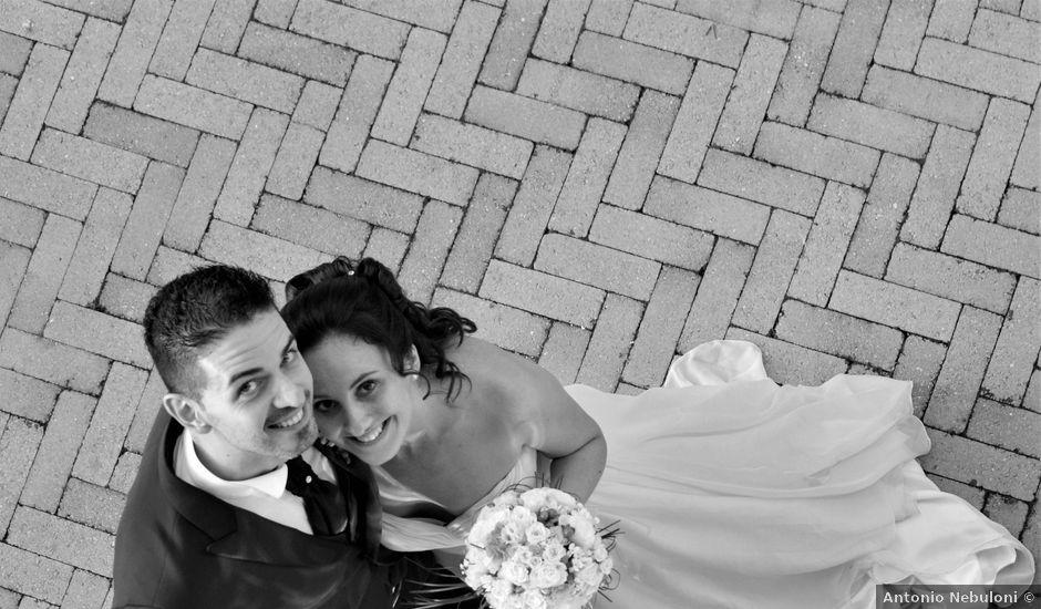 Il matrimonio di Matteo e Claudia a Arluno, Milano