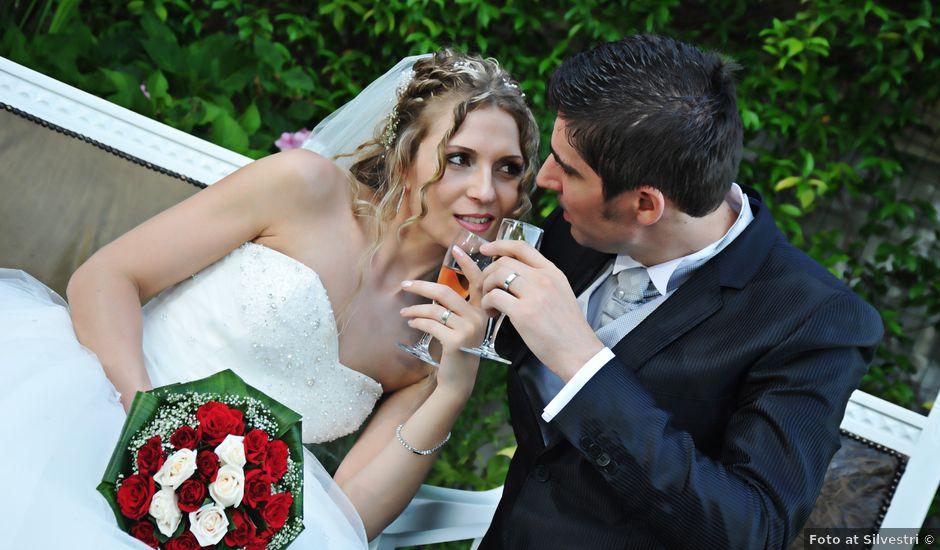 Il matrimonio di Mircea e Angela a Lucca, Lucca