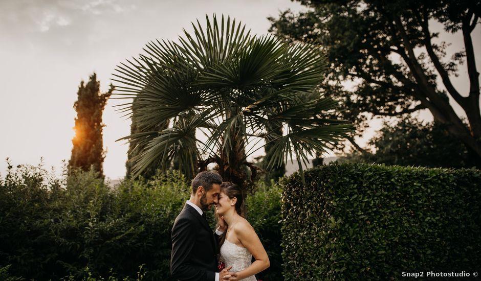 Il matrimonio di Giorgio e Elena a Erba, Como