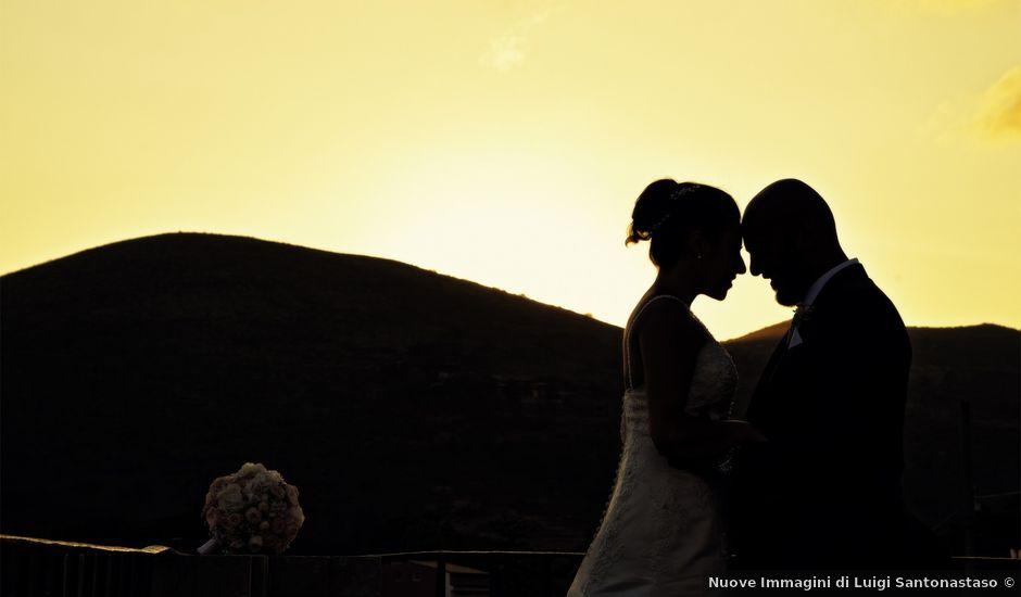 Il matrimonio di Antonio e Stefania a Santa Maria Capua Vetere, Caserta