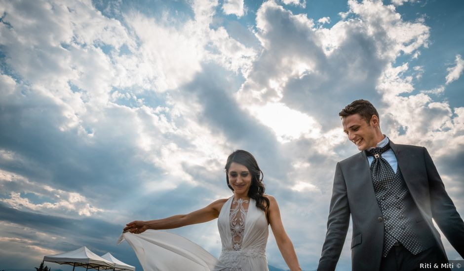 Il matrimonio di Gianluca e Giada a Bairo, Torino