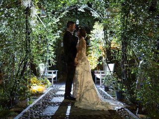 Le nozze di Stefania e Daniel