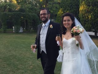 Le nozze di Elena e Claudio 1