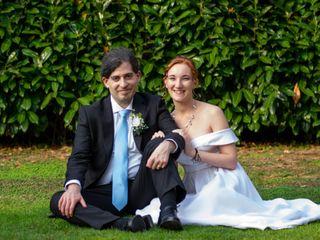 Le nozze di Giada e Maoz