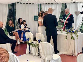 Le nozze di Sarah e Bijan 3
