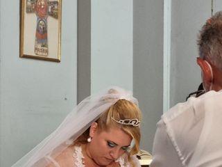 Le nozze di Sara e Antonio 1